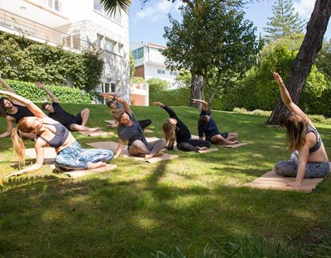 Apartment Complex Fitness Classes