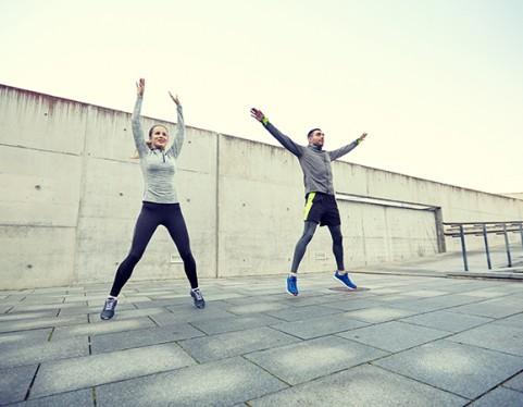 Cardio and Endurance Training