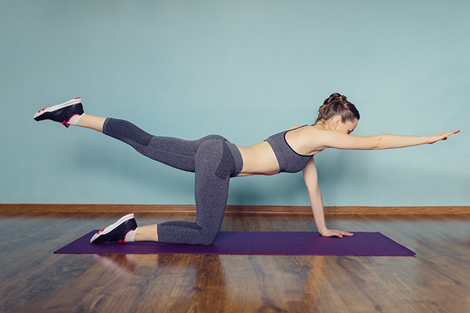 Core Strength Training and Conditioning