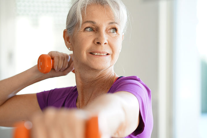 Senior Fitness and Wellness