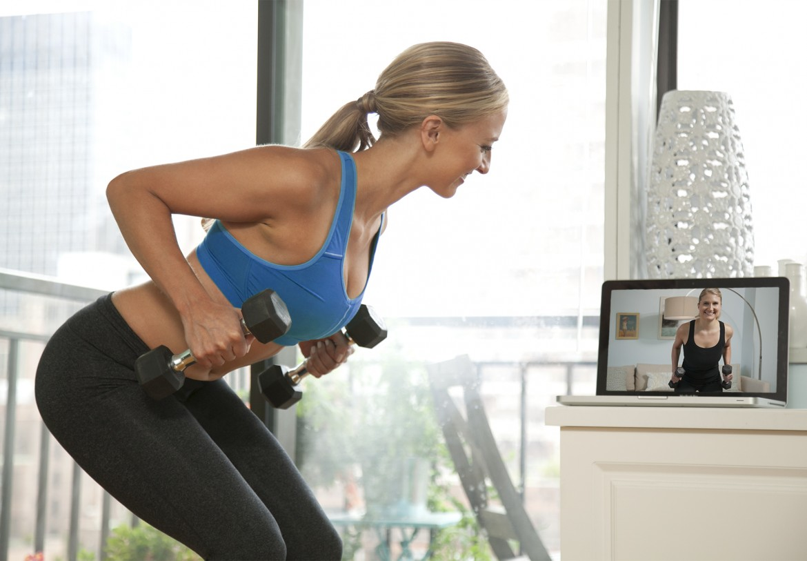 What are people looking for in online fitness classes?