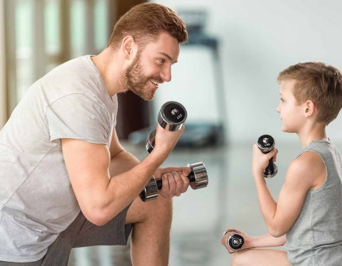 Teen and Youth Fitness